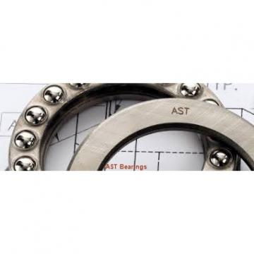 AST NUP220 EM cylindrical roller bearings