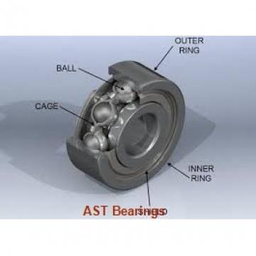 AST 71918AC angular contact ball bearings