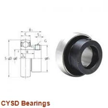 15 mm x 35 mm x 11 mm  CYSD 6202-RS deep groove ball bearings