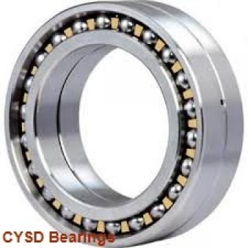 90 mm x 190 mm x 43 mm  CYSD NUP318E cylindrical roller bearings