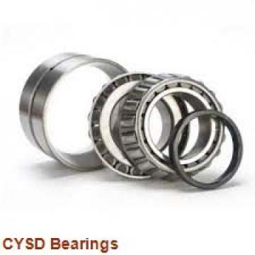 85 mm x 130 mm x 14 mm  CYSD 16017 deep groove ball bearings
