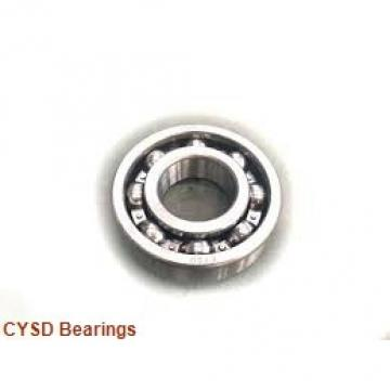 55 mm x 140 mm x 33 mm  CYSD NU411 cylindrical roller bearings