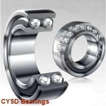 20 mm x 52 mm x 15 mm  CYSD 6304-2RS deep groove ball bearings
