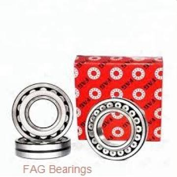 60 mm x 110 mm x 36,5 mm  FAG 3212-B-2Z-TVH angular contact ball bearings