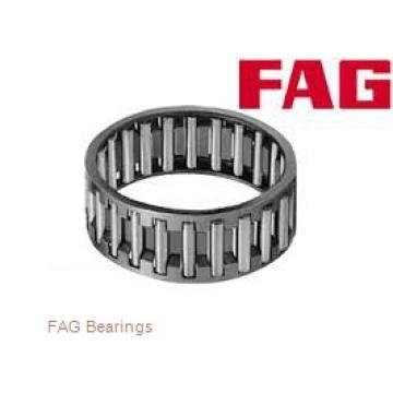 170 mm x 360 mm x 120 mm  FAG NJ2334-EX-M1 cylindrical roller bearings