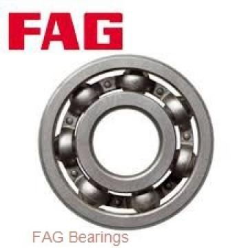 3 mm x 10 mm x 4 mm  FAG 623-2RSR deep groove ball bearings