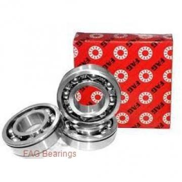 320 mm x 580 mm x 150 mm  FAG 32264 tapered roller bearings