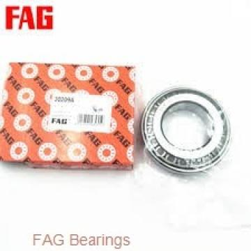FAG 51108 thrust ball bearings