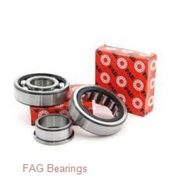 95 mm x 240 mm x 55 mm  FAG NU419-M1 cylindrical roller bearings