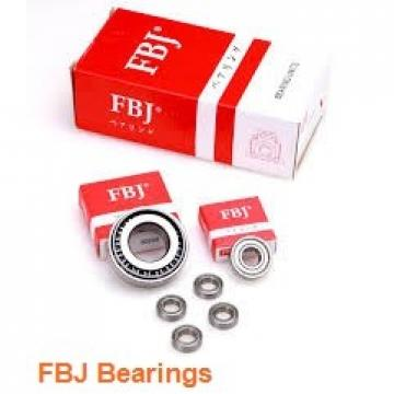 5 mm x 14 mm x 5 mm  FBJ 605 deep groove ball bearings