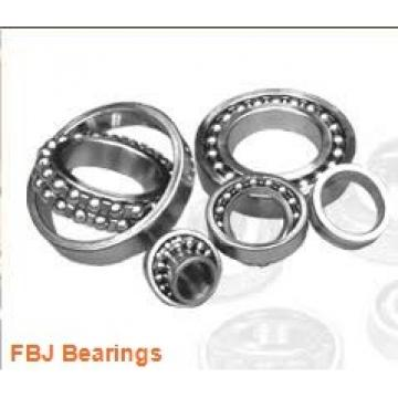 60 mm x 110 mm x 36,512 mm  FBJ 5212-2RS angular contact ball bearings