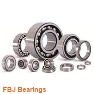 15 mm x 35 mm x 14 mm  FBJ 4202 deep groove ball bearings