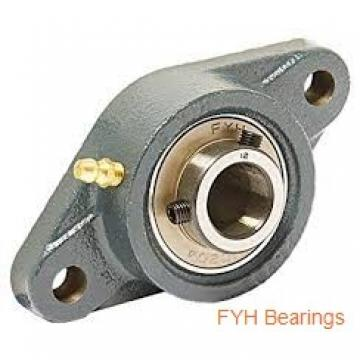 53,975 mm x 100 mm x 32,4 mm  FYH SA211-34F deep groove ball bearings