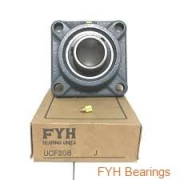 25,4 mm x 52 mm x 21,5 mm  FYH SA205-16F deep groove ball bearings