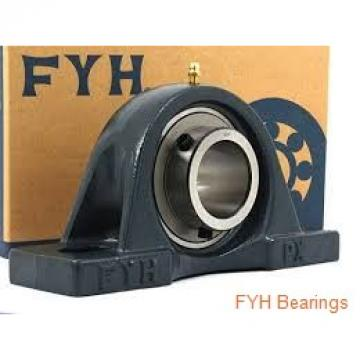 12,7 mm x 47 mm x 31 mm  FYH UC201-8 deep groove ball bearings