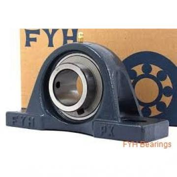 90 mm x 160 mm x 96 mm  FYH UC218 deep groove ball bearings