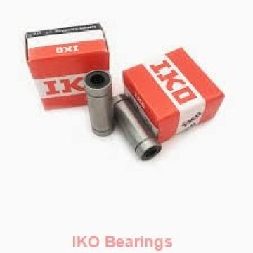 35 mm x 60 mm x 10 mm  IKO CRBH 3510 A UU thrust roller bearings