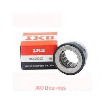 30 mm x 47 mm x 18 mm  IKO NA 4906UU needle roller bearings
