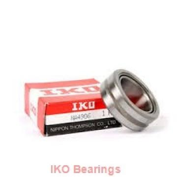 80 mm x 120 mm x 16 mm  IKO CRB 8016 UU thrust roller bearings