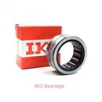 150 mm x 166 mm x 8 mm  IKO CRBS 1508 thrust roller bearings