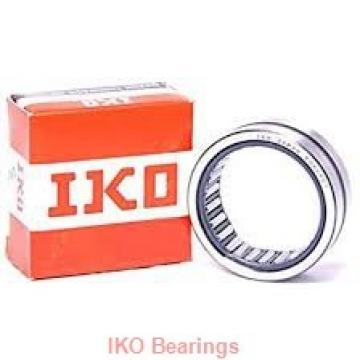 90 mm x 125 mm x 35 mm  IKO NAU 4918 cylindrical roller bearings