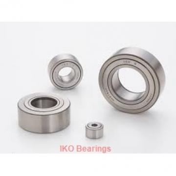 80 mm x 130 mm x 75 mm  IKO GE 80GS plain bearings