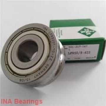 20 mm x 40 mm x 25 mm  INA GIKFR 20 PB plain bearings