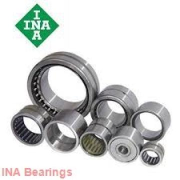 460 mm x 620 mm x 95 mm  INA SL182992 cylindrical roller bearings
