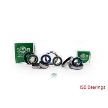 45 mm x 75 mm x 16 mm  ISB 6009 NR deep groove ball bearings