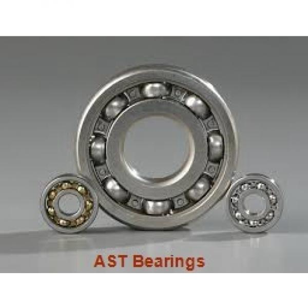 AST NU1008 M cylindrical roller bearings #1 image