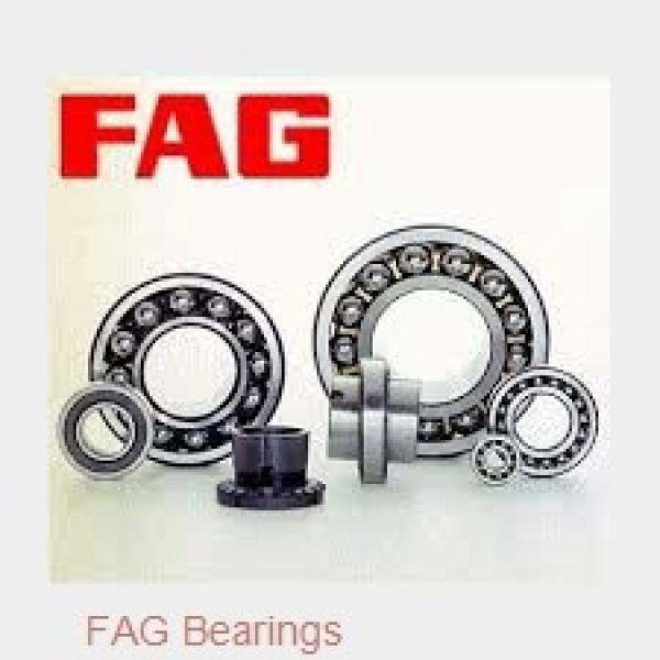 70 mm x 180 mm x 42 mm  FAG NU414-M1 cylindrical roller bearings #2 image